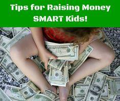 Tips for Raising Money SMART kids