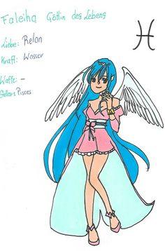 Faleiha Göttin des Lebens