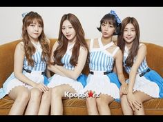Girl's Day Sat Down for an Exclusive Interview with KpopStarz Japan