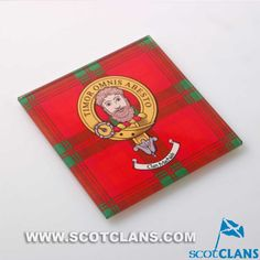 MacNab Clan Crest Gl