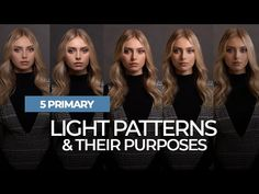 This video helps you master five primary lighting patterns in under ten minutes - DIY Photography Loop Lighting, Split Lighting, Photography Tutorials, Photography Tips, Light Vs Dark, Butterfly Lighting, Lighting Techniques, Fill Light, Natural Light Photography