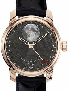 Martin Braun Selene Meteorite. List price: $19050