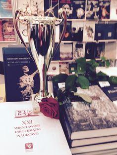 Wrocławskie Targi Książki Naukowej 2015 #Wrocław #książka #czytam #plener #nagroda #nauka