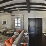 L2 Interiors - Spanish Colonial Open concept living and dining