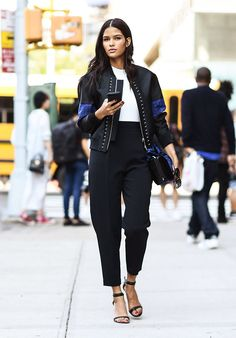 TZR, style, street style, fashion, new, trends, leather jacket