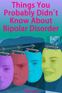 Bipolar disorder is far more complex than mood swings