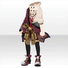 妖蝶灯籠 @games -アットゲームズ- Anime Outfits, Boy Outfits, Casual Outfits, Fashion Outfits, Armor Clothing, Anime Dress, Cocoppa Play, Fashion Design Drawings, Drawing Clothes