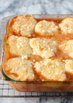 How To Make a Cobbler with Any Fruit