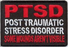 PTSD Patch
