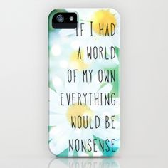 alice in wonderland phone cases - Google Search