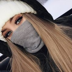 Find images and videos about girl, hair and beauty on We Heart It - the app to get lost in what you love. Pretty Makeup Looks, Pretty Eyes, Gorgeous Makeup, Love Makeup, Beautiful Eyes, Glam Makeup, Beauty Makeup, Hair Makeup, Hair Beauty