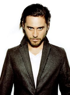 Jared Leto.  First saw him in My So-Called Life... he was adorable even as a total doofus.