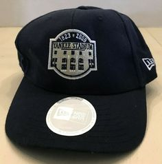 ff445464eef New York Yankees Yankee Stadium 1923-2008 Hat Cap Blue New Official MLB  Label  NewEra  NewYorkYankees