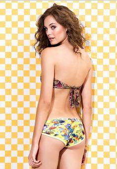 NWT Maaji Hackney Flirt women size M L MTS BIKINI BOTTOMS #Maaji #BikiniBottom
