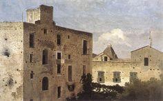 Thomas Jones - Houses in Naples