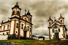 Igrejas de Mariana - MG