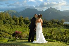 Hanalei Bay Resort Weddings ~ Deb Lebiet www.hanaleibayresort.com/weddings  Hanalei Bay Resort is the premier destination for your Hawaii wedding ceremony and reception. Our resort is perfectly situated overlooking the majestic Hanalei Bay with amazing Bali Hai mountain views. Choose to have your wedding ceremony in our lush private garden, on the beach with swaying palm trees and cool tropical breezes, or by one of our many waterfalls.