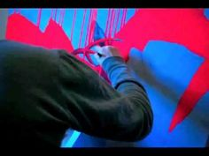 Timelapse Video of 'Wild Times' painted drawing by Louise McNaught (speed painting) - YouTube