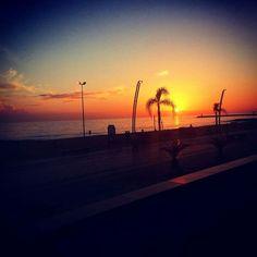 Quarteira Sunset
