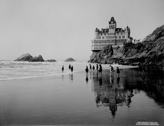 The Cliff House, San Francisco