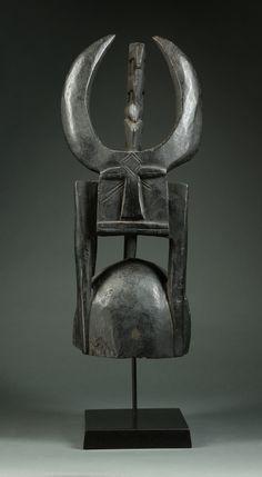 Galería de nivel elite de arte africano antiguo