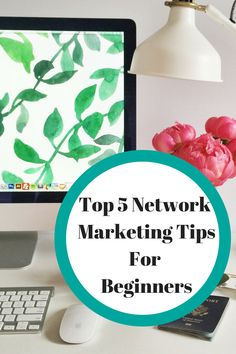 Are you a newbie to network marketing?  If so, then these top 5 network marketing tips for beginners will help you tremendously!  Check it out and let me know what y'all think! :)