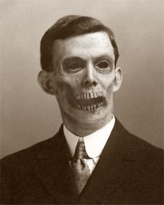 Halloween Changing Portraits Maxwell