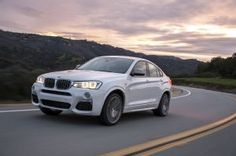 2016 BMW X4 M40i Review. We try to hate BMW's sporty crossover, and we fail.