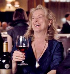 Jane + Wine = Happiness