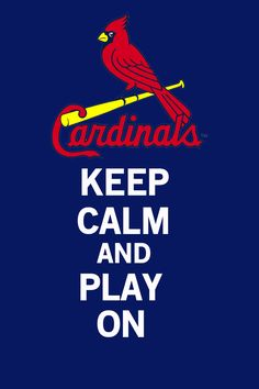 St. Louis Cardinals @Christine Clarey Decarolis Envy St. Louis loves the Cards! calm, loui cardin, cardin nation, st louis cardinals, st. louis cardinals, st.louis cardinals, stl cardin, reppn stl, cards