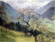 Frühlingsmorgen am Gailenberg