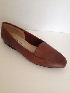 Buttery soft Enzo Angiolini Liberty loafer ballet flats in Women's Size 8 1/2 M.