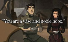 Can we appreciate Asami's face here for a second.