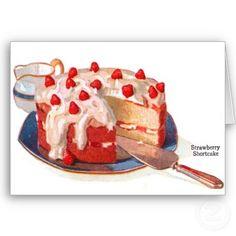 fifties illustration cake - Google Search