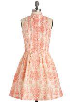 this dress. So cute!