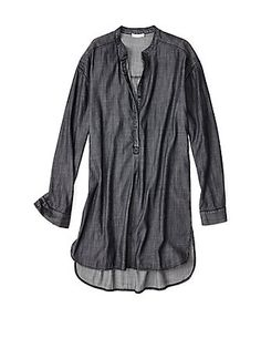 EILEEN FISHER: Dresses. Etched in Velvet.