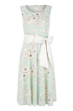 Neve Print Prom Dress