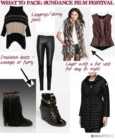 Insulated boots-wedges or furry you can wear for Sundance Film Festival    -What To Wear: 8 Surprising Packing Tips For Sundance Film Festival | Nubry - San Diego's #1 Fashion, Beauty, Events And Lifestyle Blog - What To Wear, Insider Tips, & Celebrity Trends
