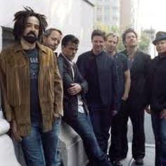 Counting Crows American rock band from Berkeley, California, formed in 1991. The band's influences include Van Morrison, R.E.M., Mike + The Mechanics, Nirvana, Bob Dylan, and The Band
