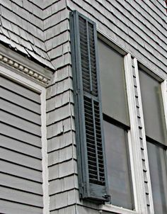 1000 Images About Exterior Shutter Style On Pinterest Exterior Shutters S