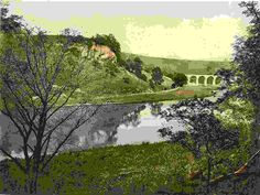 new to site Monsal Dale The Warren, Derbyshire