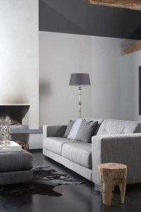 Grey Furniture Arrangement Ideas For Small Living Rooms