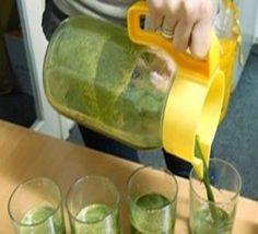 Nur ein Schluck von diesem Getränk genügt und die Leber wird erneuert | njuskam!
