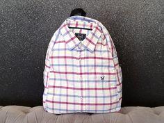 Rucksack, Backpack, Unique backpack, Backpack pattern, Backpack satchel, Backpack for her, Backpack women, Backpack for men, College bag by YouNeedEco on Etsy