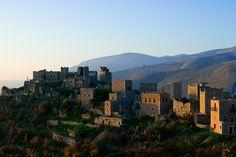 VISIT GREECE| #Peloponnese #Mani #Greece
