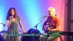 """""""KuckucksBlumenKind""""  von und mit: ZartCore-Duo Aurelia&Max"""
