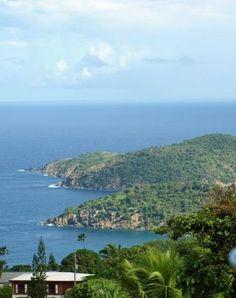 Charlotte Amalie, St. Thomas, USVI - two times, 2007 and 2010