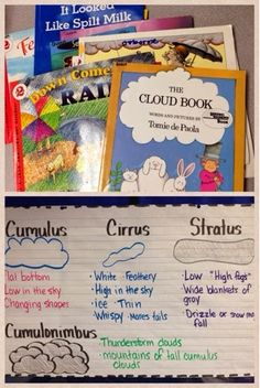 Cloud Anchor Chart