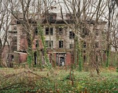 Nurses Home, North Brother Island.Photo by Christopher Payne