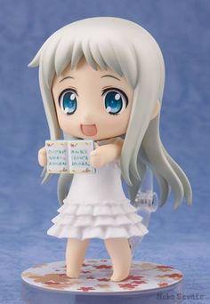Nendoroid Menma Good Smile Company - Anohana #Anohana #Anime #Kawaii #Nendoroid #Menma #Freeshipping #Original #GoodSmileCompany #NekoSeville #World #Complete #Box